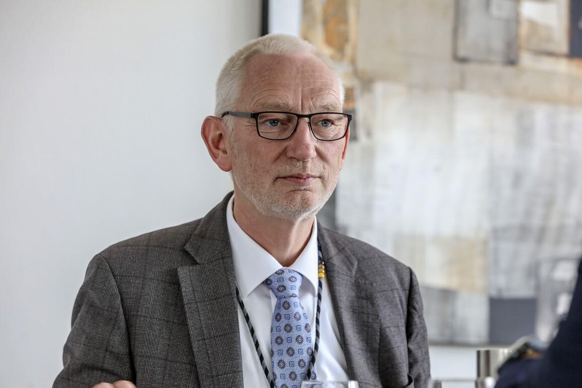 Prof. Dr. Peter Post, Vice President Festo SE & Co. KG, Abteilung TA