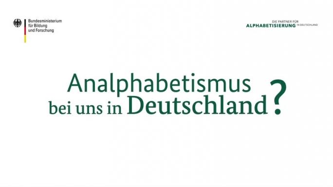 Teaserbild zum Beitrag 'Analphabetismus bei uns in Deutschland?'