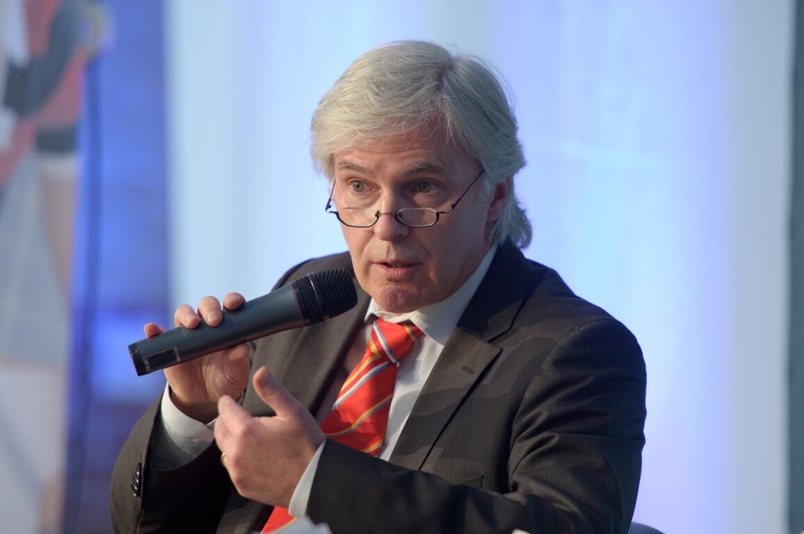 Wirtschaftspädagoge Prof. Dr. Dieter Euler