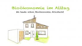 Poster zum Video Bioökonomie im Alltag