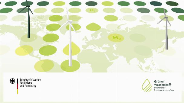 Internationale Forschungskooperation Grüner Wasserstoff