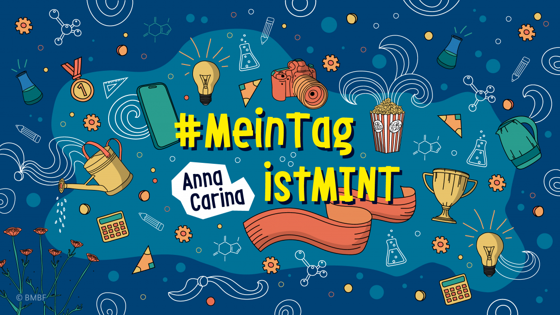 Poster zum Video #MeinTagistMINT – Brausetablette