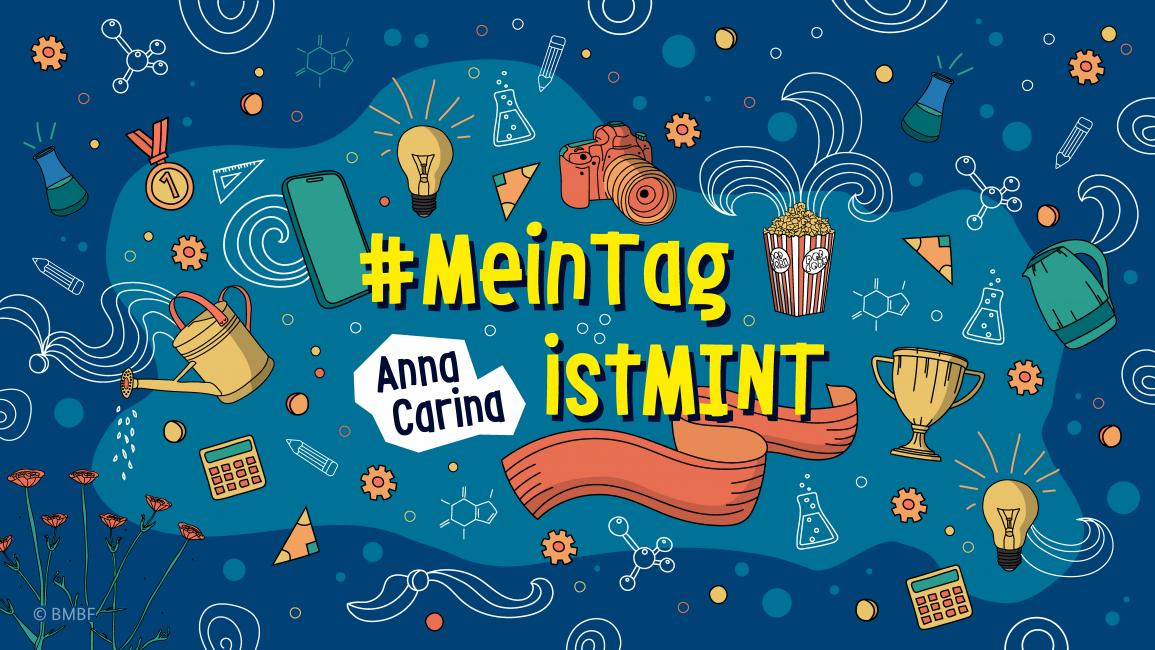 Poster zum Video #MeinTagistMINT – Brausetablette