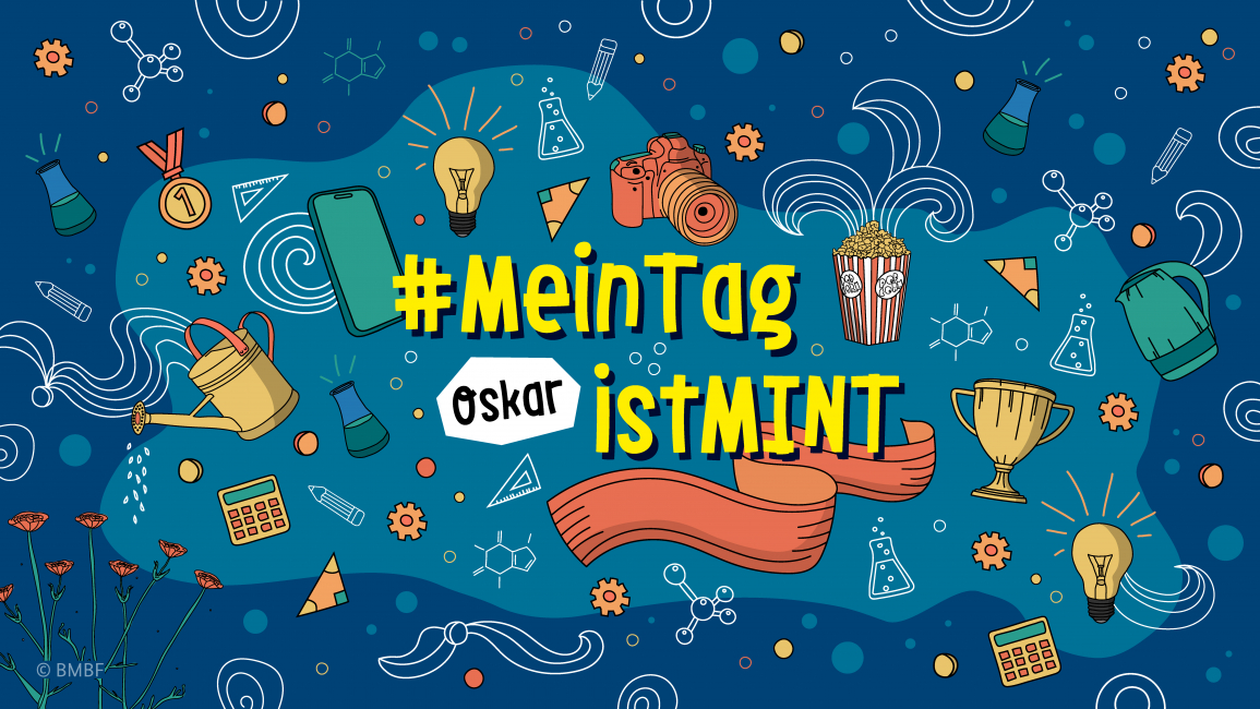 Poster zum Video #MeinTagistMINT – Algorithmus