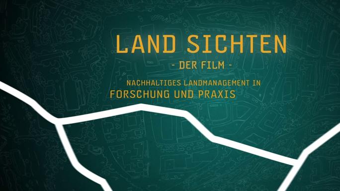 Poster zum Video Nachhaltiges Landmanagement