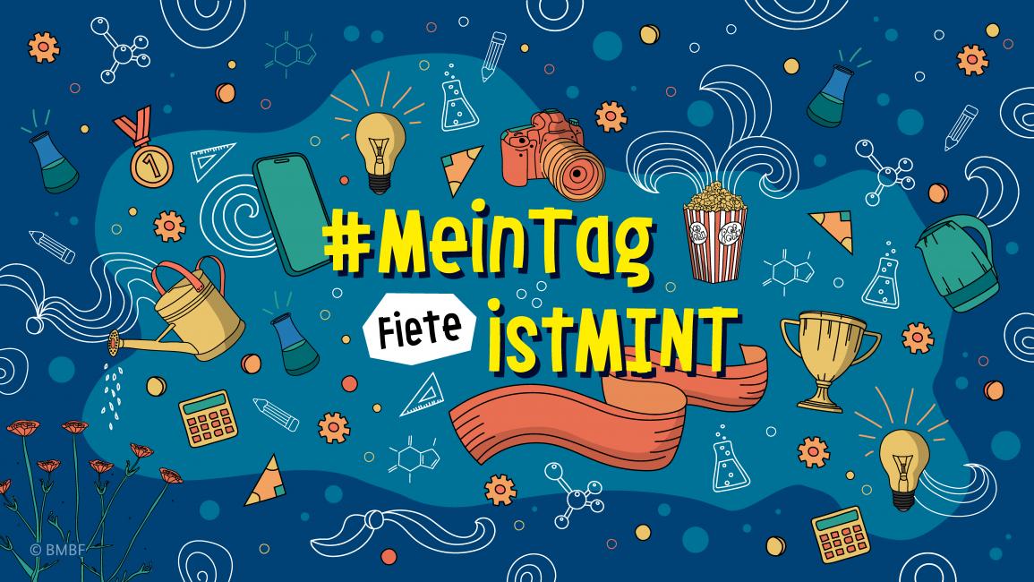 Poster zum Video #MeinTagistMINT – Hefeteig