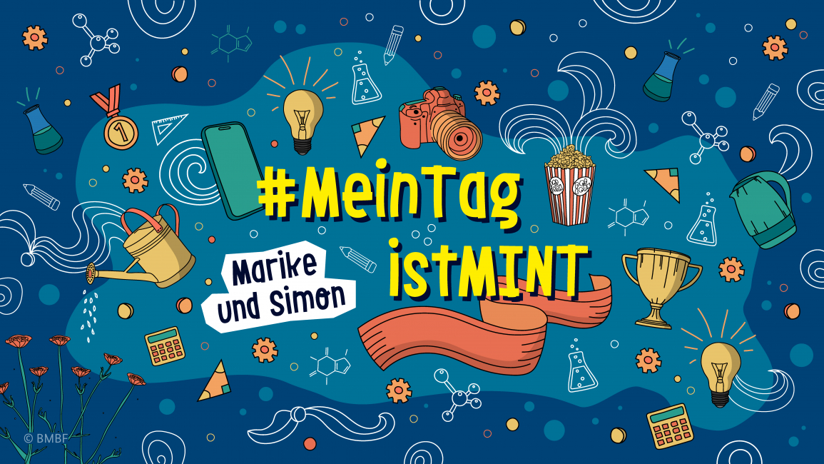 Poster zum Video #MeinTagistMINT – Schnecken-Check