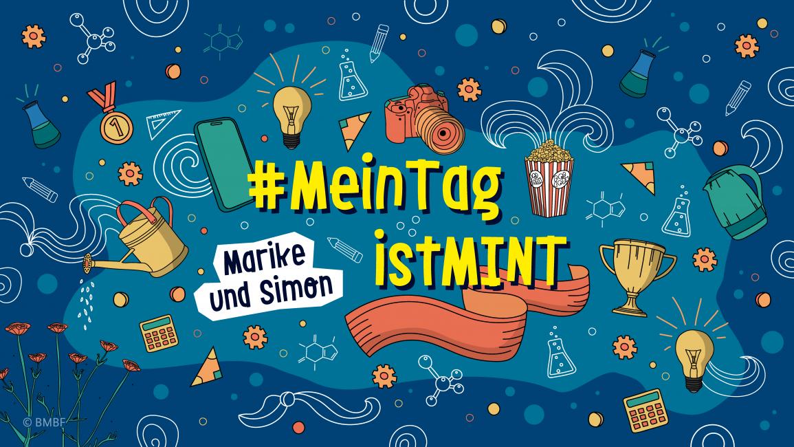 Poster zum Video #MeinTagistMINT – Schnecken-Check