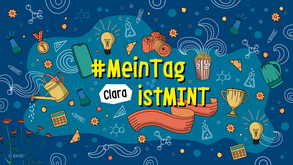 Poster zum Video #MeinTagistMINT – Streusalz