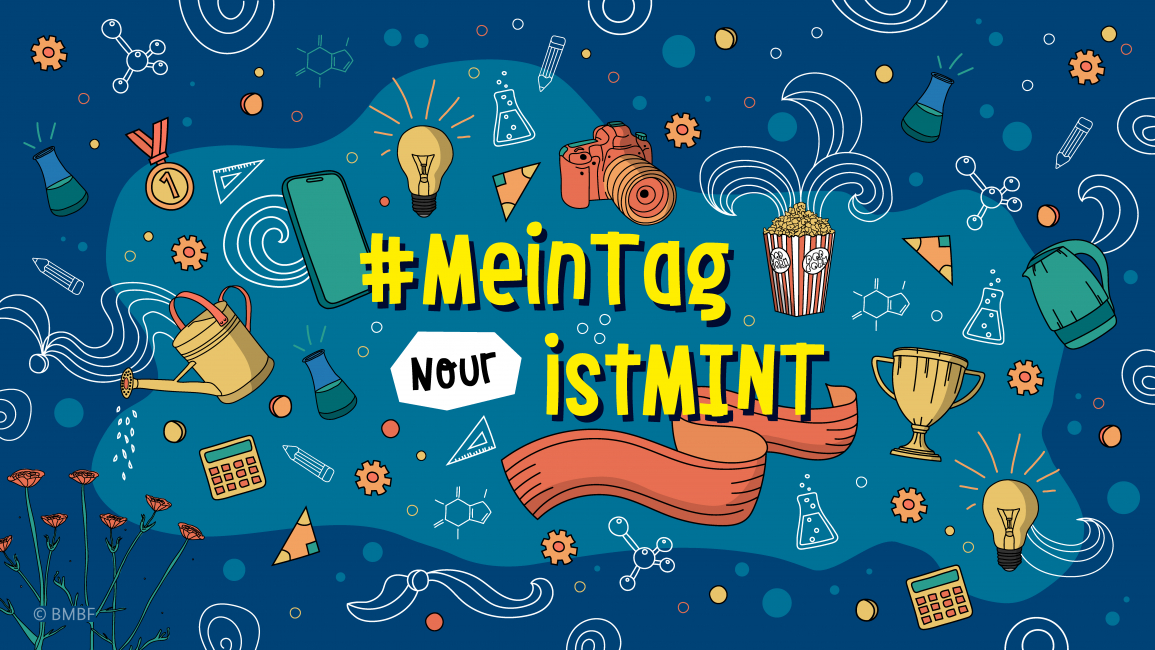 Poster zum Video #MeinTagistMINT – MINTag