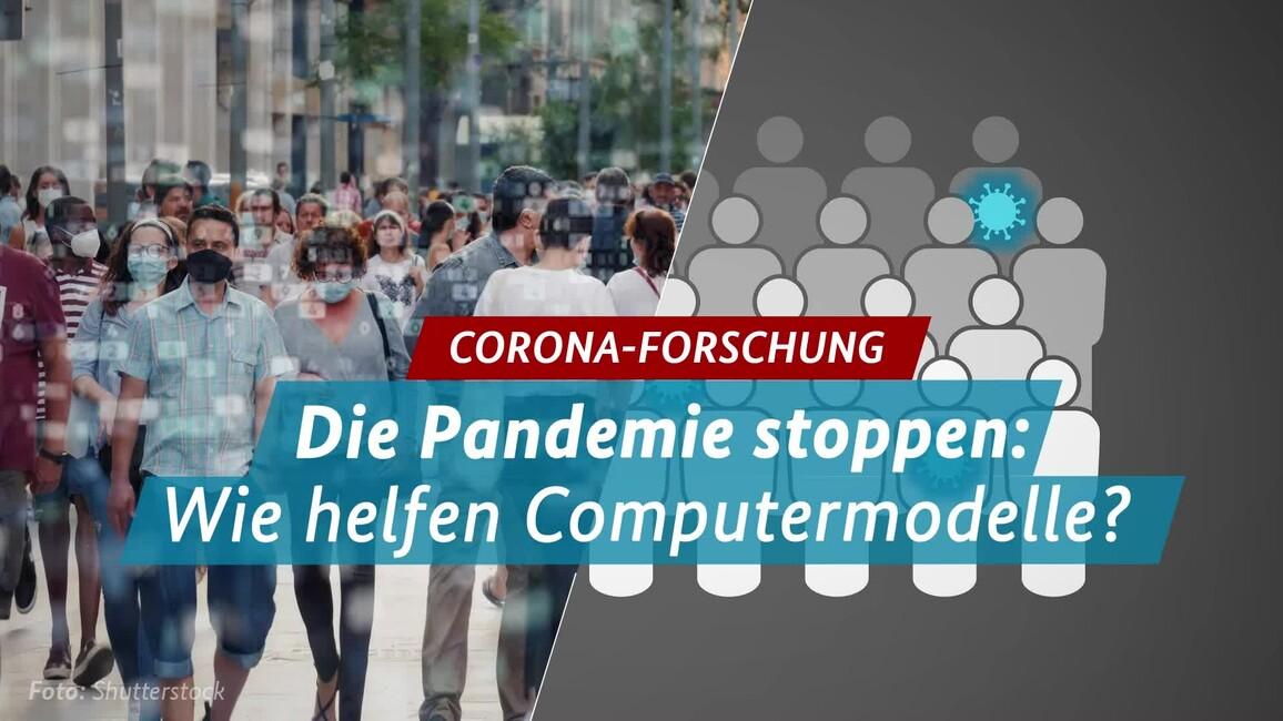 Poster zum Video Pandemien stoppen: Wie helfen Computermodelle?