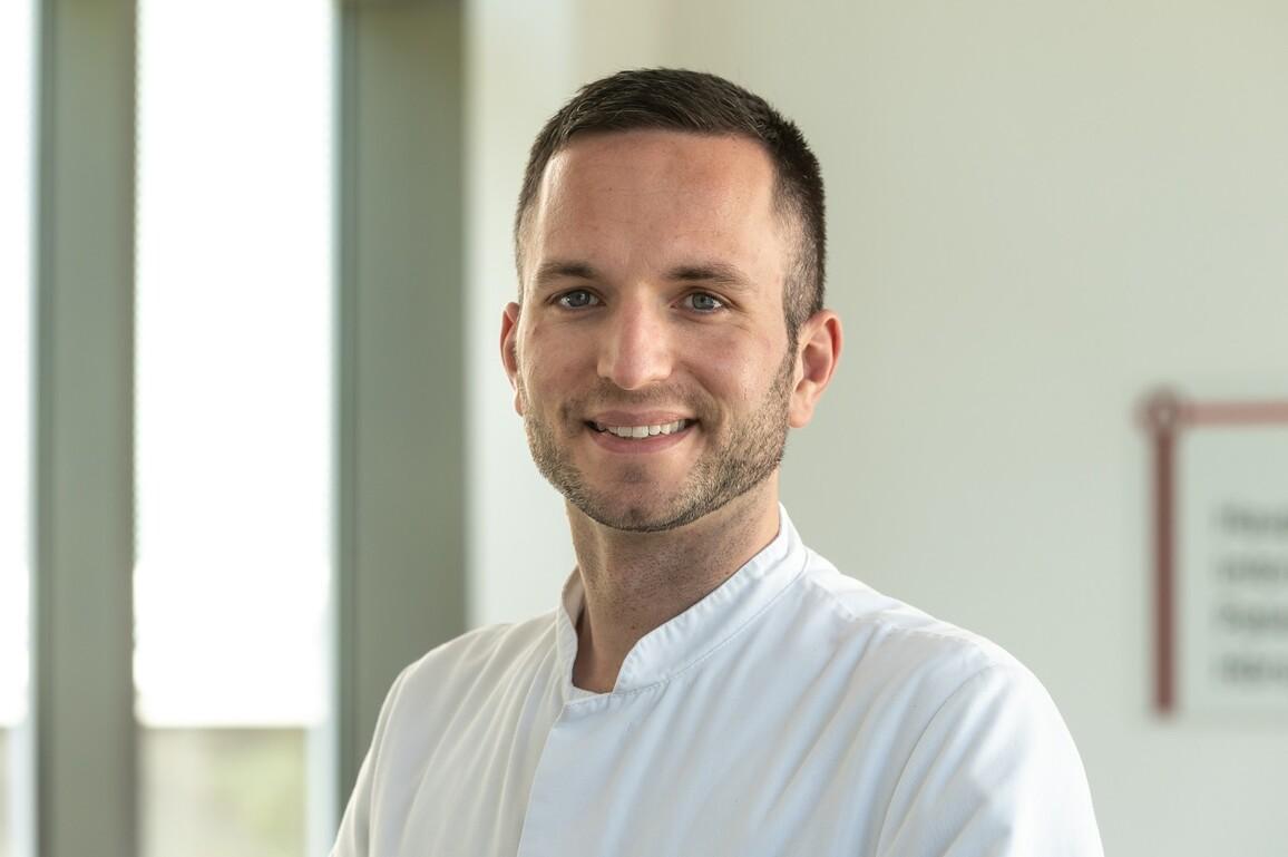 Dr. Christoph Spinner/Pandemiebeauftragter TU München
