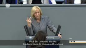 Poster zum Video Im Bundestag - Berufsbildungsbericht 2015