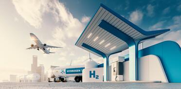 H2-Tankstelle