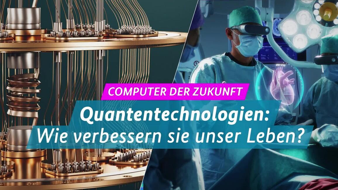 Poster zum Video Was können Quantencomputer?