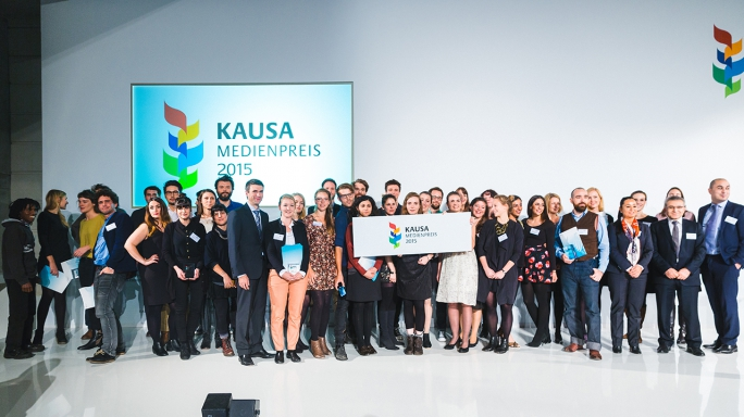 Poster zum Video KAUSA Medienpreis 2015
