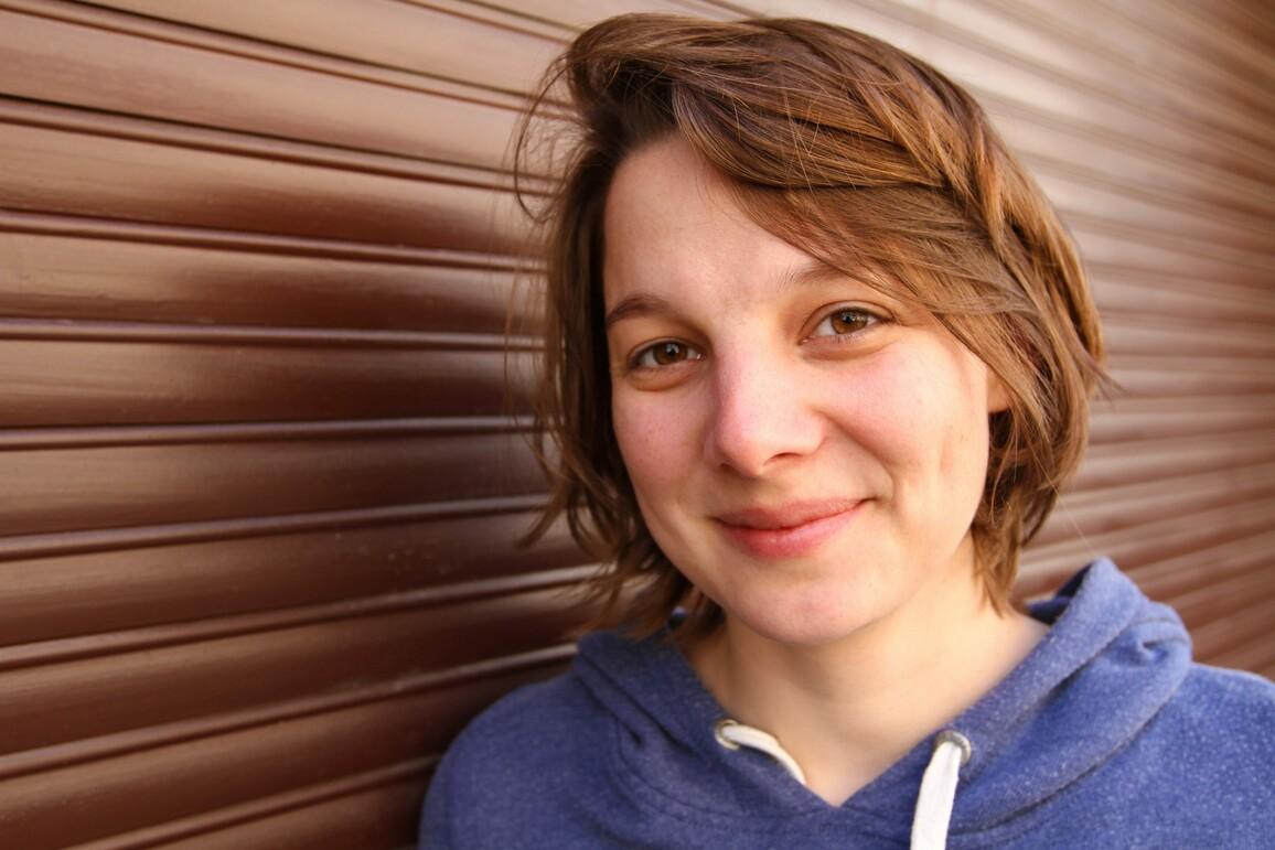 Game-Designerin Prof. Linda Kruse