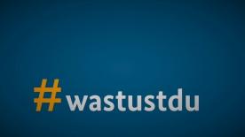 Poster zum Video #wastustdu?