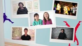 Poster zum Video Kultur macht stark – Bündnisse für Bildung