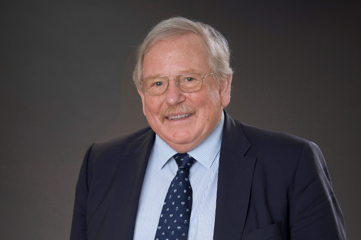 NobelpreisträgerProf. Dr. Reinhard Genzel