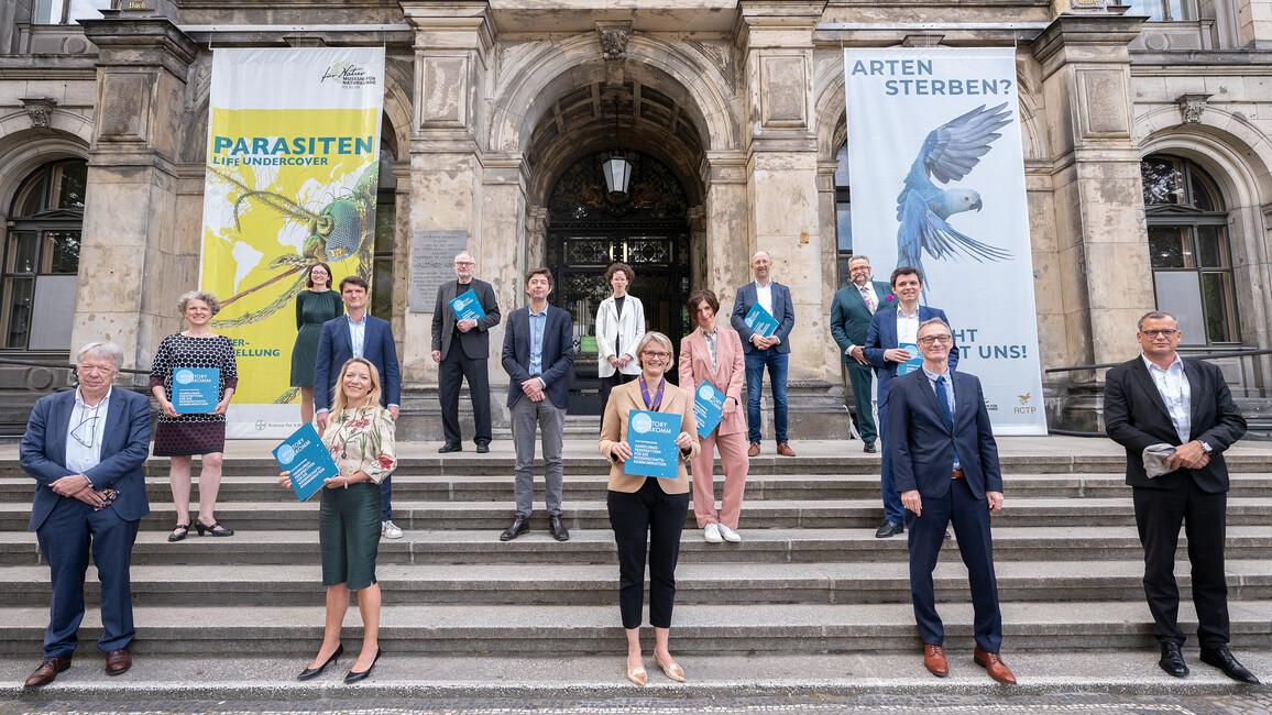 #FactoryWisskomm: Handlungsperspektiven für die Wissenschaftskommunikation am 23. Juni 2021 in Berlin
