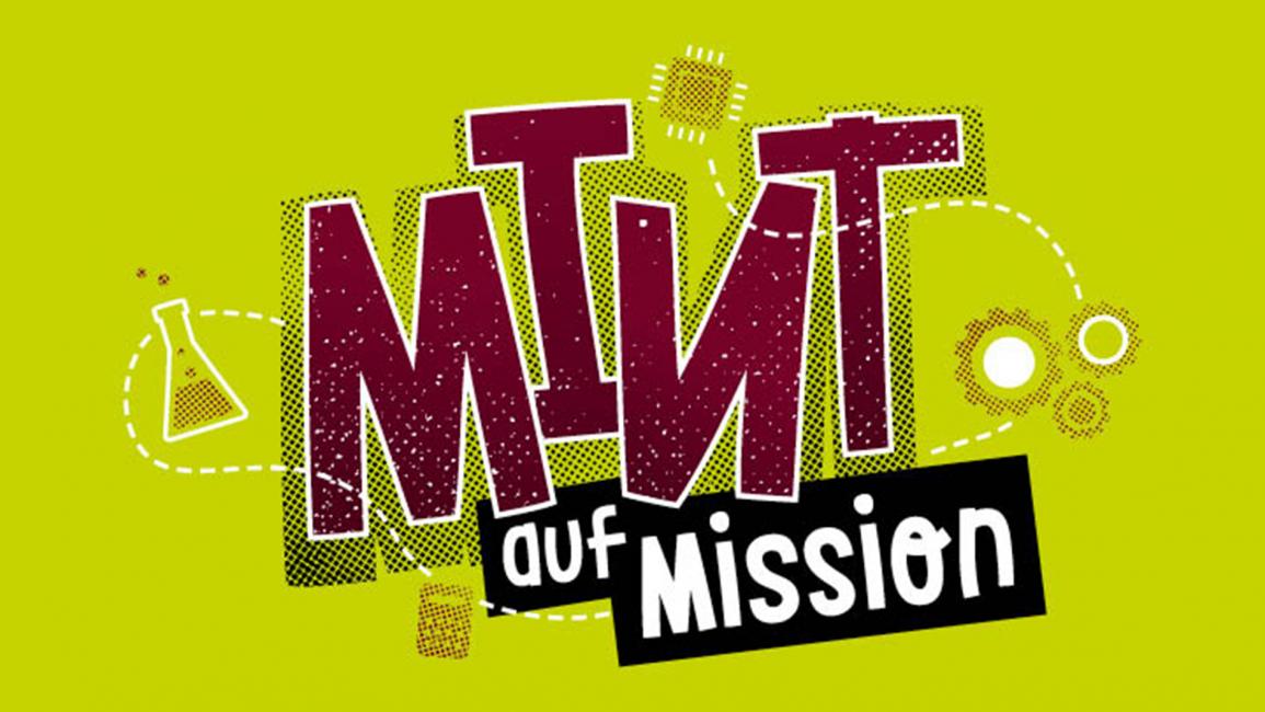Poster zum Video MINT auf Mission - Trailer