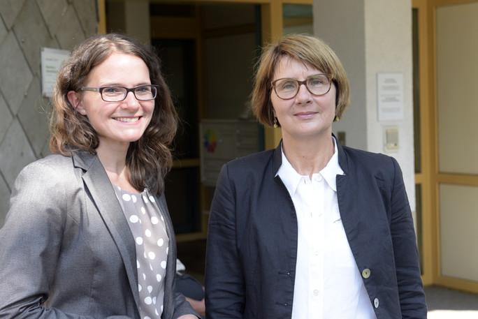 Im Rahmen ihrer Sommerreise besuchte Bundesministerin Johanna Wanka Else-Heydlauf-Stiftung in Stuttgart