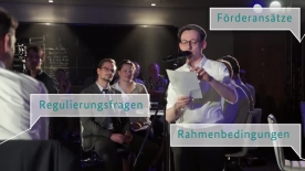 """Poster zum Video ZukunftsForum """"Tauschen, Teilen, Selbermachen"""" im Rückblick"""