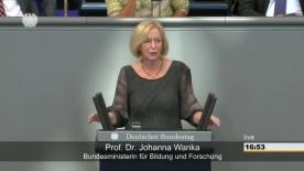 Poster zum Video Im Bundestag - Haushaltsberatungen für das Jahr 2017
