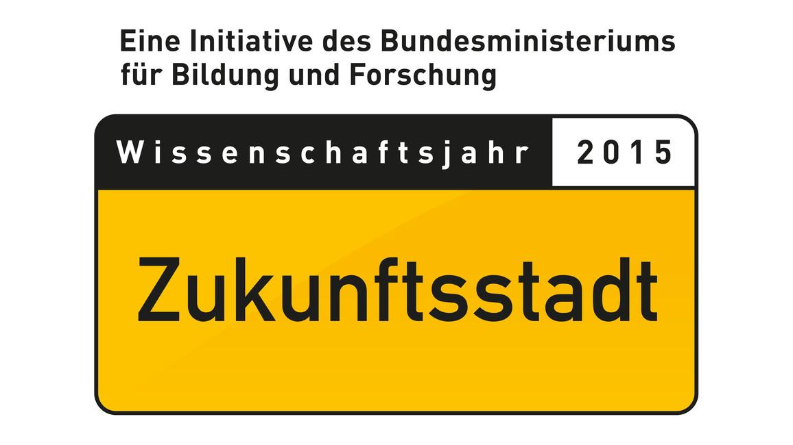 Logo zum Wissenschaftsjahr 2015