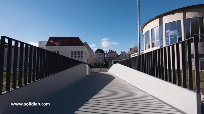Poster zum Video Neues Bauen mit Carbonbeton