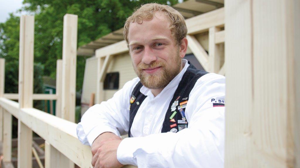 Philipp Stich Weiterbildungsstipendium