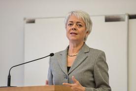 Cornelia Quennet-Thielen, Staatssekretärin Bundesministerium für Bildung und Forschung