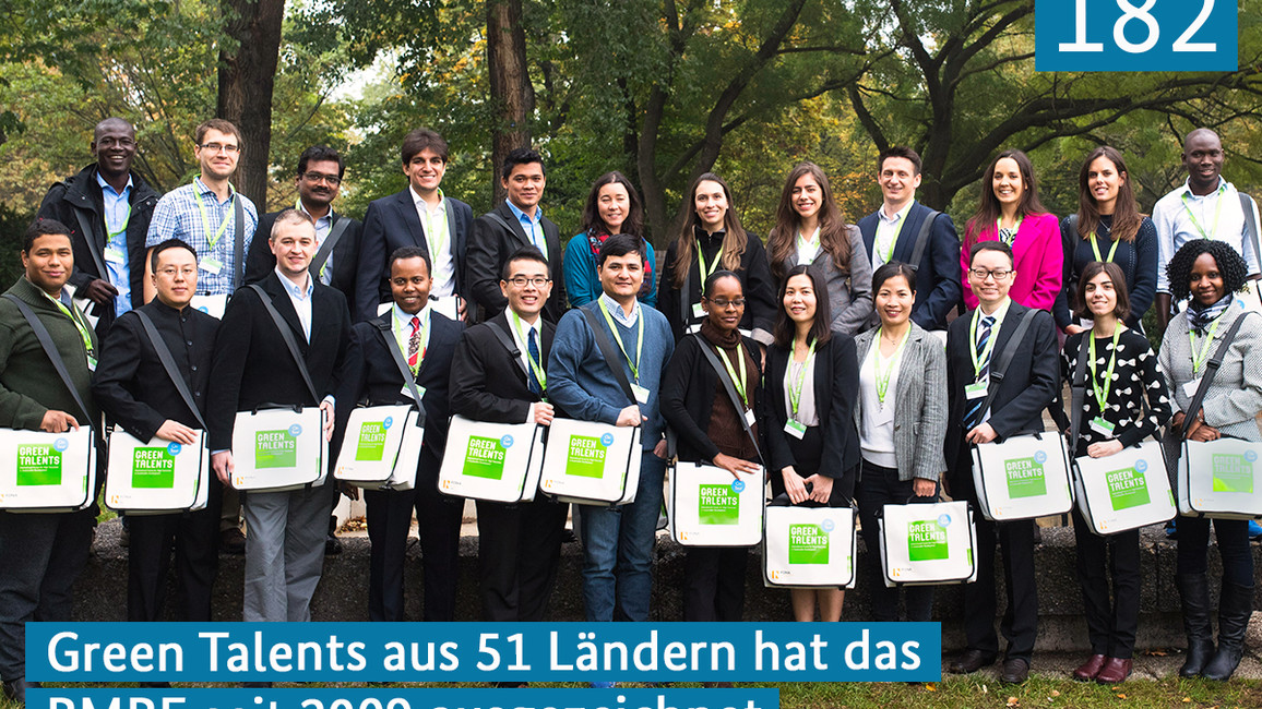 Die Green Talents 2016