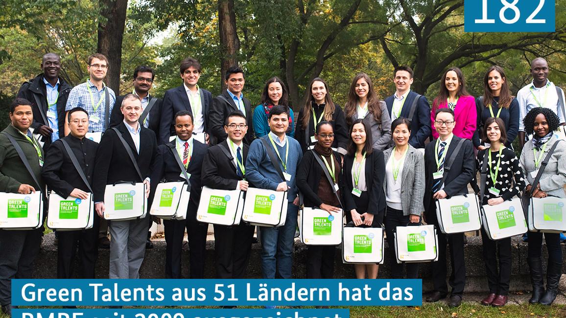 Die Green Talents 2016