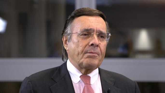 Poster zum Video Mario Ohoven, Präsident des Bundesverbandes mittelständische Wirtschaft, Unternehmerverband Deutschlands e.V.