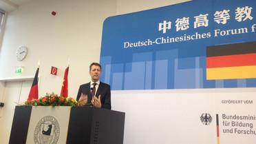 Deutsch-Chinesiche Forum 2016