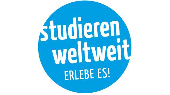 Logo Studieren weltweit - Erlebe es!