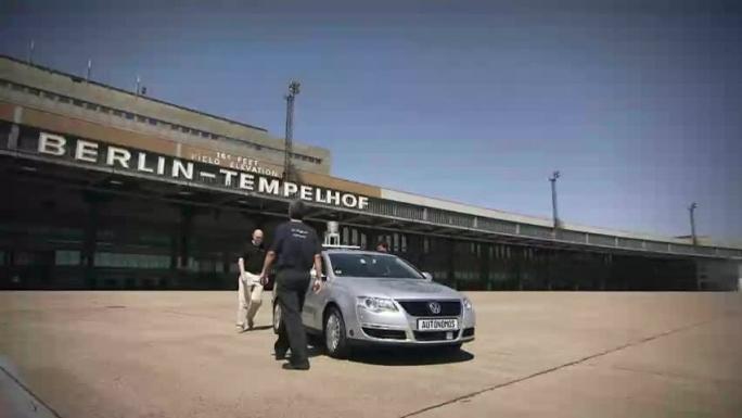 Poster zum Video Hightech statt Fahrer – das intelligente Auto