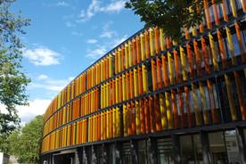 Neubau des DZNE in Bonn