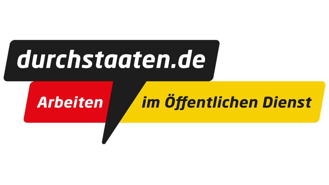 Logo durchstaaten.de - Arbeiten im Öffentlichen Dienst