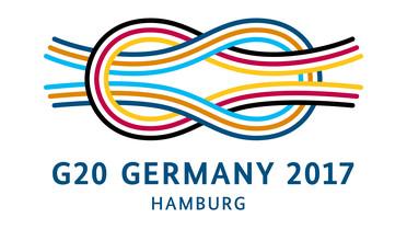 G20 Germany 2017 Hamburg Logo
