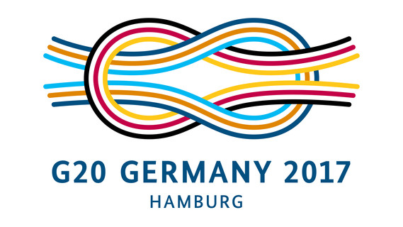 G20 Germany 2017 Hamburg Logo