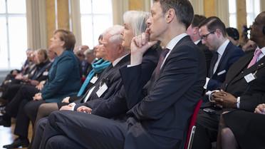 Für das Bundesministerium für Bildung und Forschung nahm Staatssekretär Georg Schütte teil.