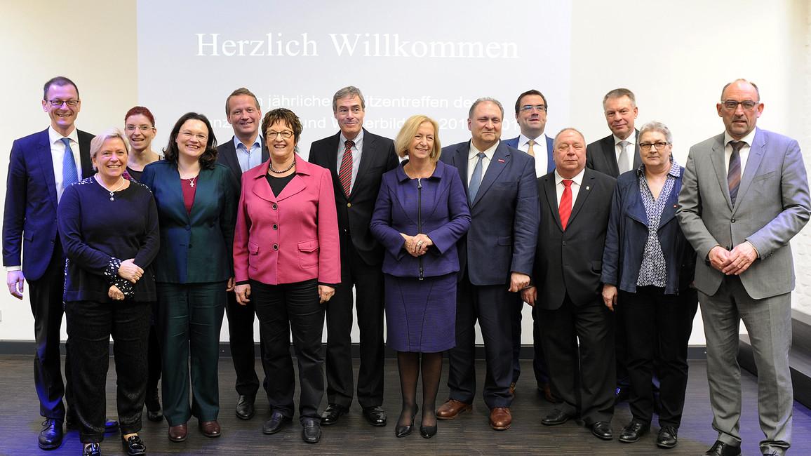 Treffen der Allianz für Aus- und Weiterbildung (Artikelbild)