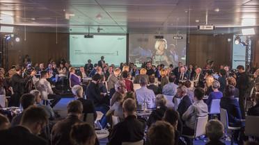 Im BMBF fand das vierte Zukunftsforum statt.