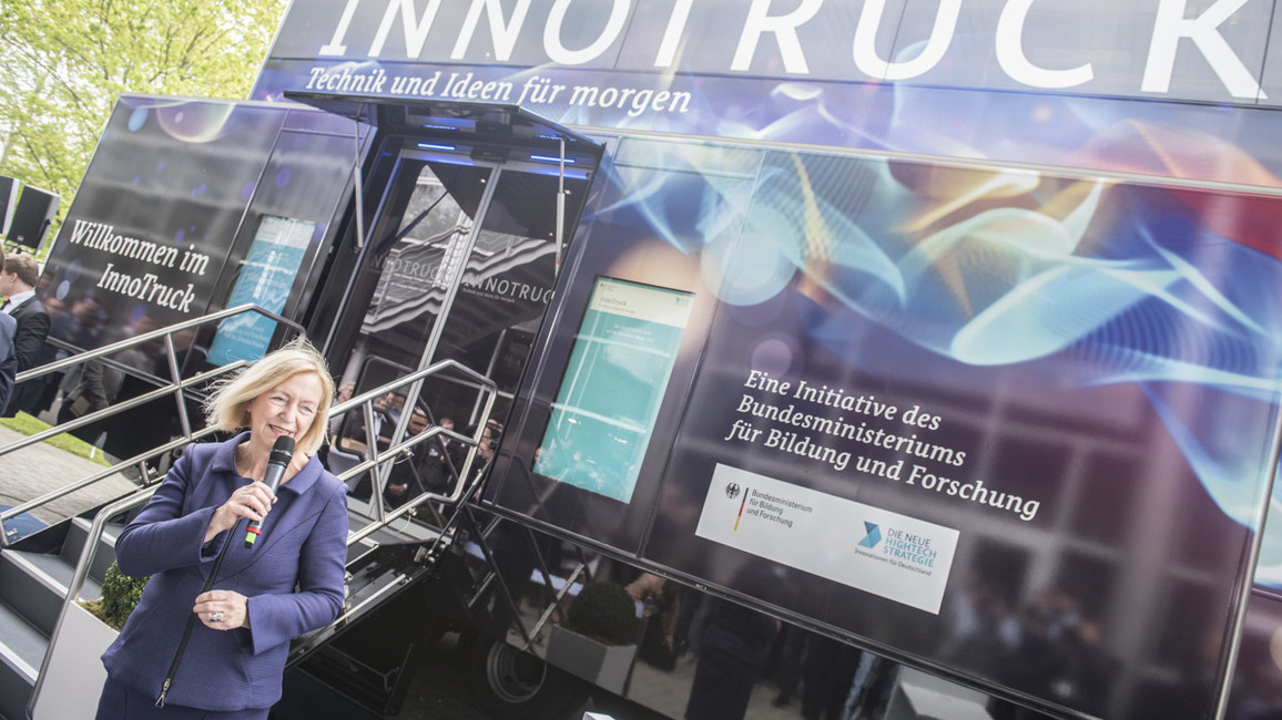 Poster zum Video InnoTruck