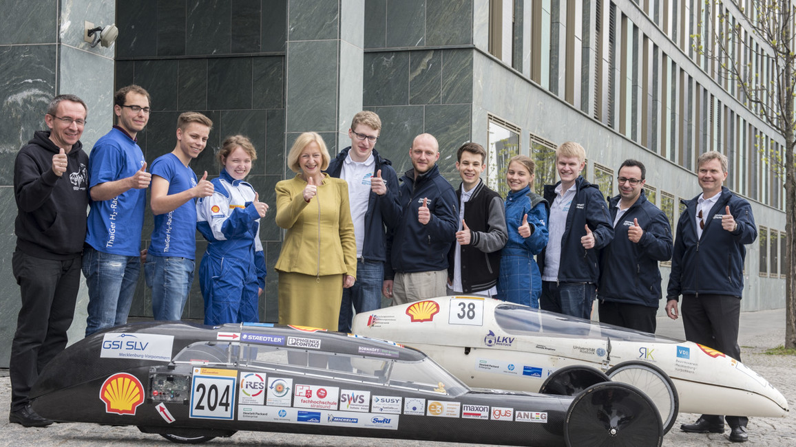 Poster zum Video Shell Eco-marathon