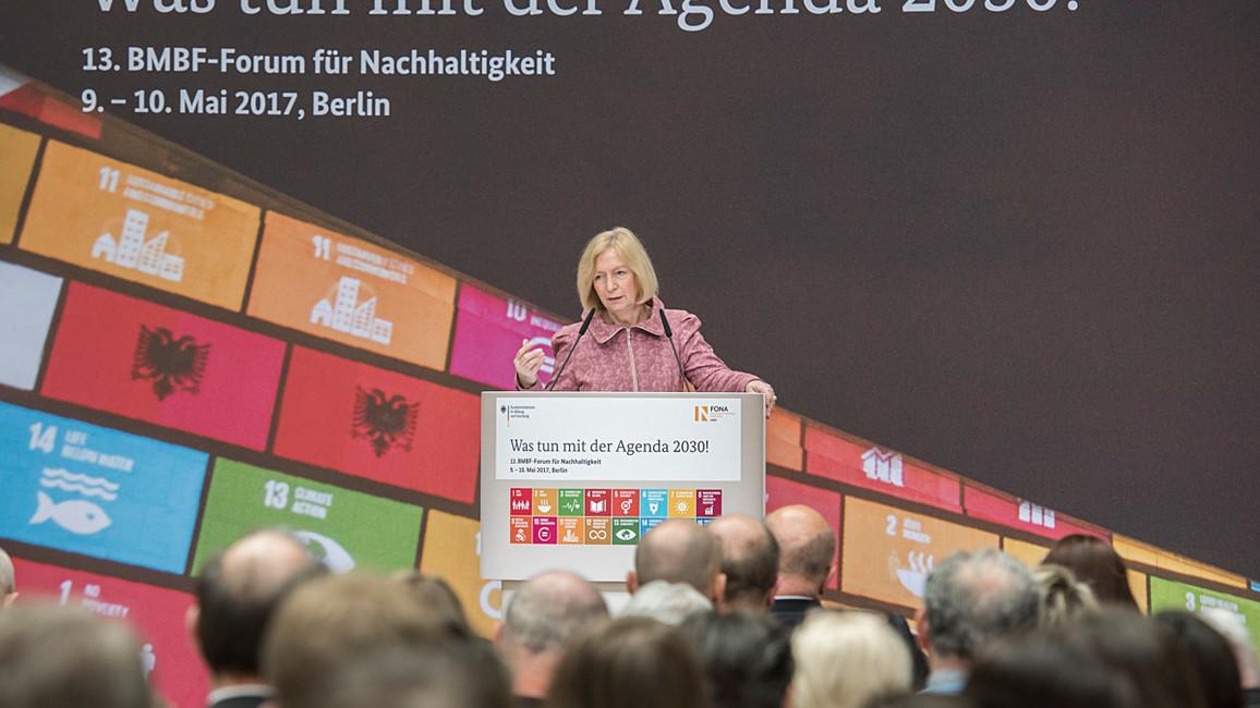 13. BMBF-Forum Nachhaltigkeit