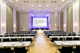 Blick in den Veranstaltungssaal